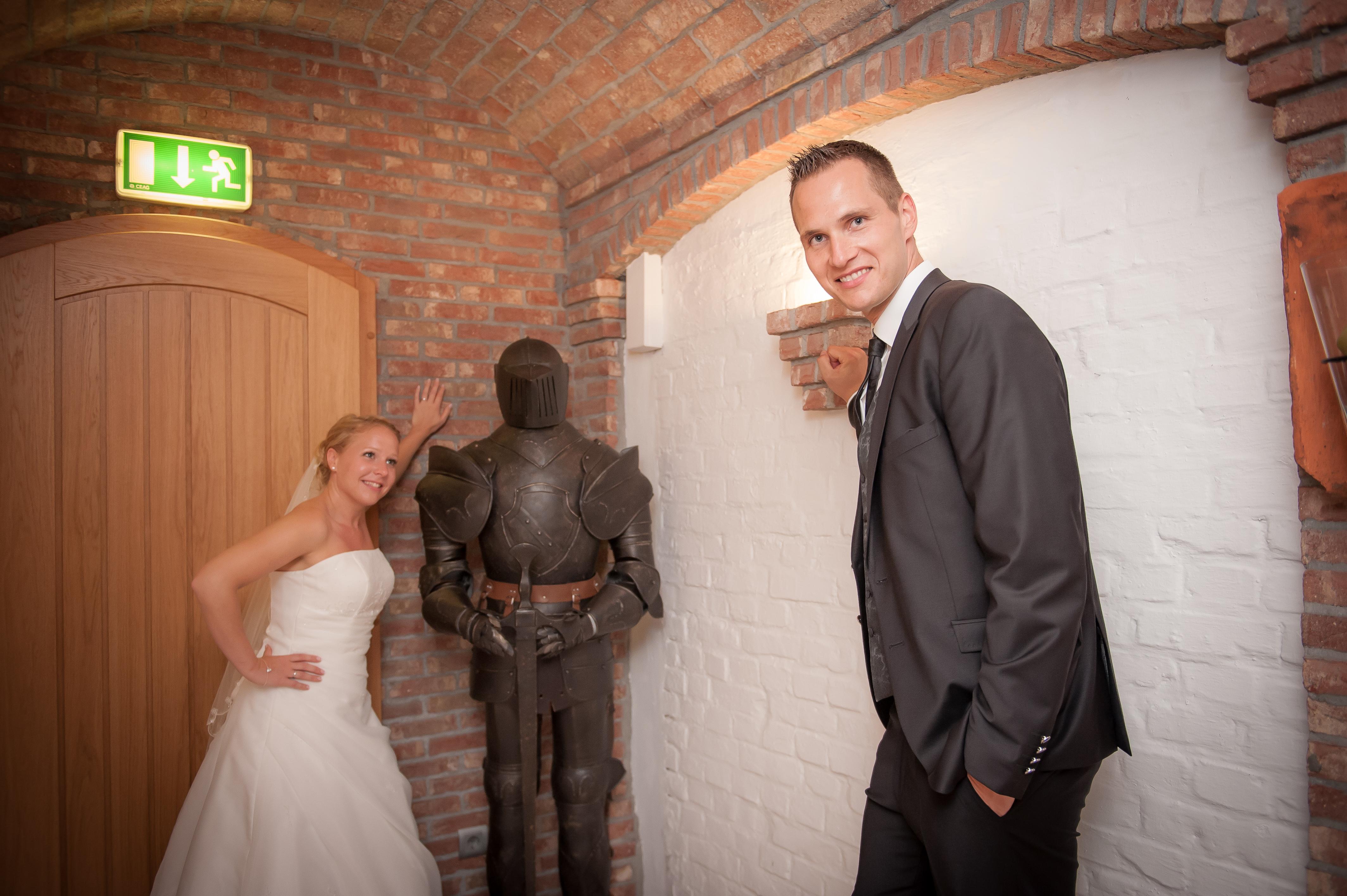 Hochzeit in Duisburg - Haus der Unternehmer